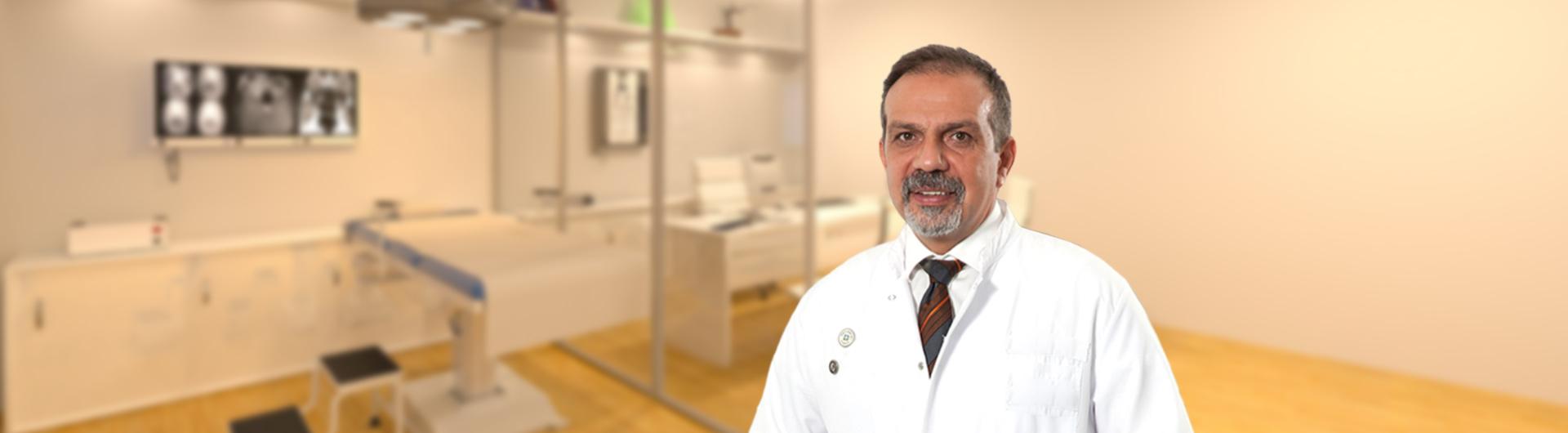 Dr. Fatih Güçer - Jinekolojik Onkolojik Cerrahi ve Endoskopik Cerrahi Uzmanı